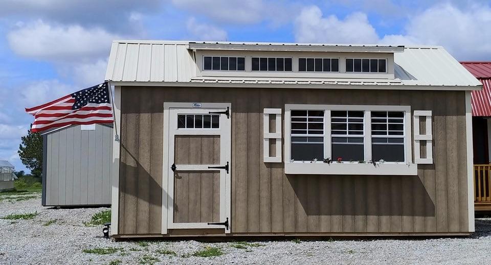 Portable buildings & Custom Metal buildings